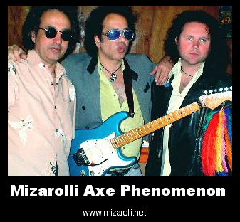 Mizarolli Axe Phenomenon 2013