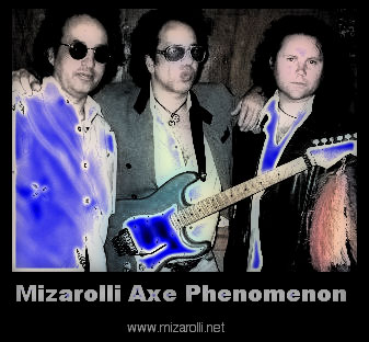 Izzee Misri - Bass John Mizarolli - Guitar/Vocals Kenny Stone - Drums