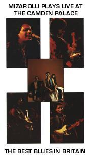 Original Rock & Blues Guitar based Performances