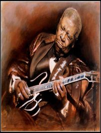 BB King Blues Guitar Tutor