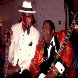 BB King & Albert King Style