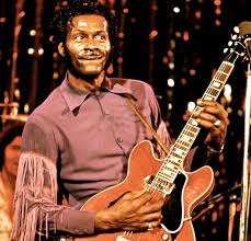Another guitar innovator Chuck Berry