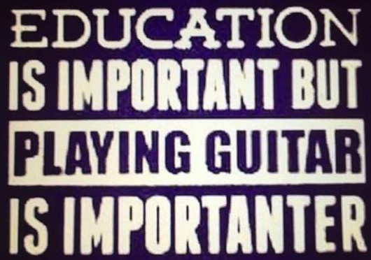 Guitar Lessons Education