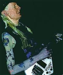 Johnny Winters Blues