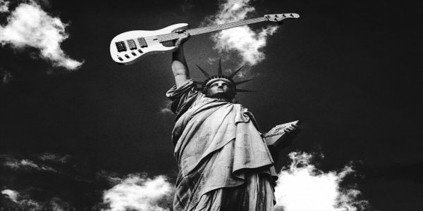 rock guitar is freedom